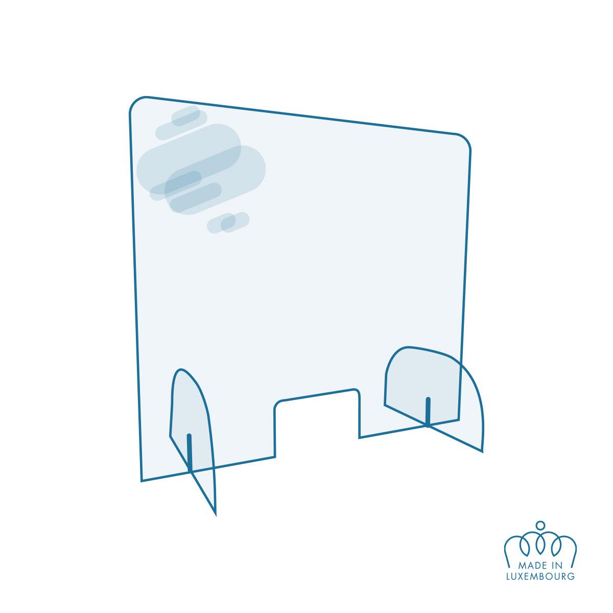 Protection de comptoir Plexi – Hygiaphone